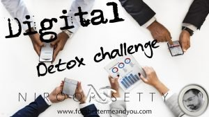 Smart Ways To Take Up A Digital Detox Challenge - For A Better Lifestyle, digital detox, benefits of digital detox
